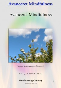 Mindfulness for viderekomne